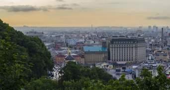 В Киеве снова сложно дышать: столица в десятке рейтинга IQair