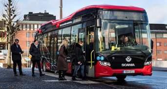 В Швеции курсирует больше автобусов из-за COVID-19