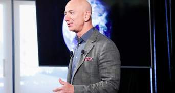 Джефф Безос пожертвує 10 мільярдів доларів для порятунку планети: деталі