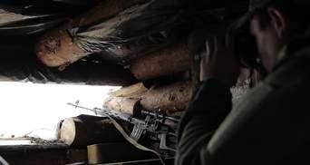 """Нарушение """"тишины"""" на Донбассе: оккупанты стреляли из гранатометов"""