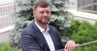 Меня смутило заявление Кравчука о выборах на Донбассе на мажоритарной основе, – Корниенко