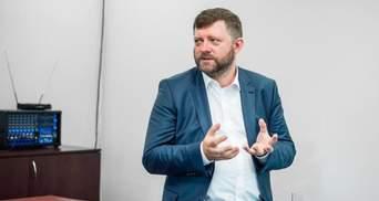 """Опция """"продолжить"""" есть, – Корниенко о законе относительно особого статуса Донбасса"""