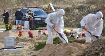 На Волыни мужчину, который умер от инсульта, похоронили как с COVID-19: семья в отчаянии