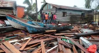В Центральной Америке бушует ураган Йота: есть погибшие – фото, видео стихии