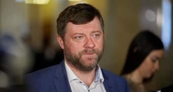 """Корнієнко не заперечує, що серед """"слуг народу"""" є люди з поганими намірами"""