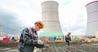 Аварія на БелАЕС: перший енергоблок підключили до енергосистеми Білорусі