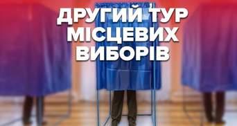 Как прошли местные выборы 22 ноября в Украине: главное – фото, видео