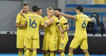Збірна України потрапила у другий кошик під час жеребкування ЧС-2022: ймовірні суперники