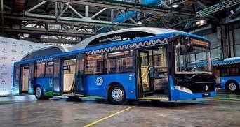 Весь громадський транспорт  в Україні хочуть замінити на електричний: коли це станеться