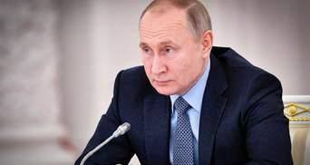 Иммунитет от преследований: как Путин пытается усыпить внимание общества