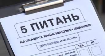 """Опрос Зеленского: в """"Слуге народа"""" отказались обнародовать потраченную сумму"""