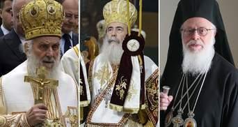 У трех предстоятелей православной церкви выявили COVID-19: один в тяжелом состоянии
