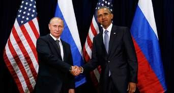 Как коррумпированный босс, – Обама раскритиковал Путина и назвал Россию страшной