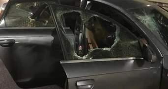 Стрельба в Киеве: на Южном мосту полиция обезвредила опасную банду