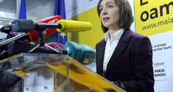 М'який підхід не допоміг: Санду порадила Україні врахувати досвід Молдови у Придністров'ї