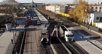 Во Львове открыли для проезда отремонтированную улицу Черновицкую: фото