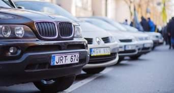 """Система автофіксації почала штрафувати водіїв """"євроблях"""": як це працює"""