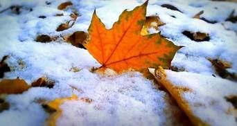 Прогноз погоди на 21 листопада: в Україні буде холодно та вітряно