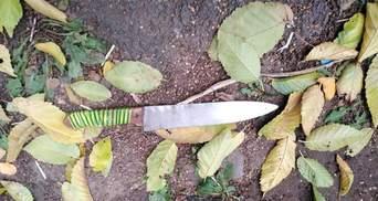 Разгуливал с ножом: в Кривом Роге задержали опасного мужчину – фото