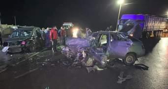 На Вінниччині у жахливій ДТП загинув секретар суду, прокурор та двоє жінок постраждали: фото