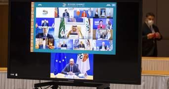 """""""Битва, до якої необхідно бути готовими"""": як минає перший день саміту G-20"""