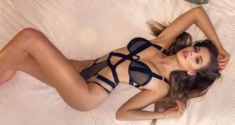 Instagram тижня: гарячі фото моделі Катаріни Мазепи, яка не соромиться оголятися