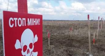 """""""Русские подарки"""": как разминируют территорию Донбасса"""