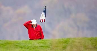 Витримав 2 години: Трамп пішов зі саміту G20, щоб пограти у гольф
