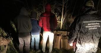 Нарушители убегали, а правоохранители стреляли: как на Одесщине провалилась попытка контрабанды