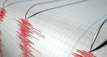 Біля узбережжя Японії зафіксували потужний землетрус