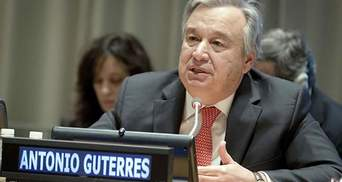 Генсек ООН закликав списати борги бідним країнам через пандемію COVID-19