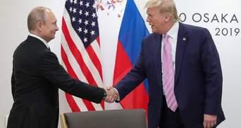 Росія досі не привітала Байдена з перемогою на виборах у США: Путін пояснив, чому