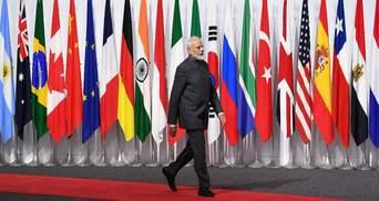 Саміт G20: країни обговорили сучасні загрози людства та зробили заяву щодо COVID-19