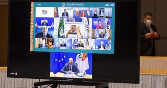 Лідери G20 відтермінували бідним країнам виплату боргів
