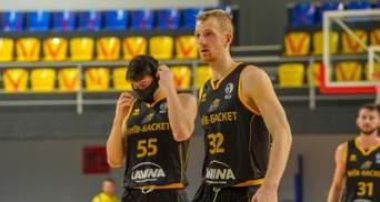 Кубок Європи з баскетболу змінив формат, українські клуби отримали нових суперників