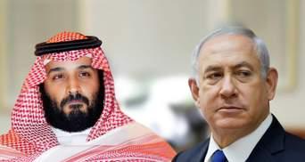Тайный визит: чем заинтриговали Нетаньяху и наследный принц Саудовской Аравии