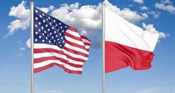 В Польше открыли командование армейского корпуса США: оно первое в Европе
