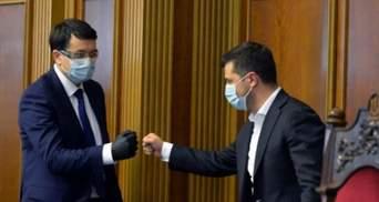 Есть ли у Разумкова конфликт с Офисом Президента: что говорит советник Ермака