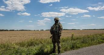 "На Донбассе боевики 4 раза нарушили ""тишину"": стреляли из гранатомета"