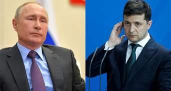 Надо ли Зеленскому говорить с Путиным: сколько украинцев против – опрос
