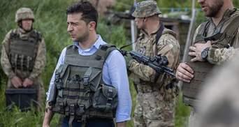 Як українці оцінюють дії Зеленського щодо встановлення миру на Донбасі: дослідження