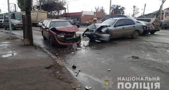 Жуткое ДТП в Харькове: пострадал 4-летний мальчик