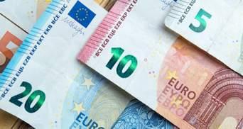 Курс валют на 25 листопада: євро різко впало в ціні після тривалого росту, долар – стабільний