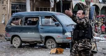 В Афганистане произошел двойной теракт: 17 жертв, десятки раненых – видео 18+