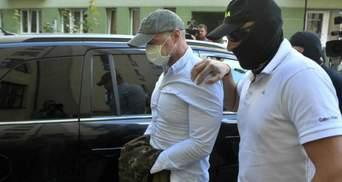 Экс-глава Укравтодора Новак остается за решеткой до января