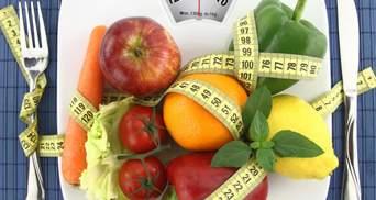 Названо ТОП-5 міфів про швидке схуднення