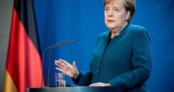Меркель будет предлагать усилить карантин в Германии, – СМИ