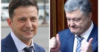 Заложники высоких ожиданий: что общего между Зеленским и Порошенко