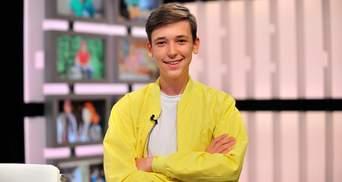Александр Балабанов представит Украину на Детском Евровидении 2020: клип и текст песни