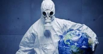 Ученые назвали регионы, в которых может зародиться следующая пандемия: карта